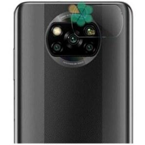 تصویر محافظ گلس لنز دوربین گوشی شیائومی Xiaomi Poco X3 Pro ا Tempered Glass Camera Lens Protector for Xiaomi Poco X3 Pro Tempered Glass Camera Lens Protector for Xiaomi Poco X3 Pro