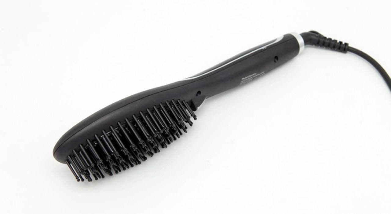 تصویر برس حرارتی جیمی مدل GM-2972 Gemei GM-2972 Straightening Brush
