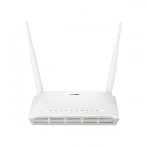 تصویر مودم روتر ADSL2 Plus بیسیم N300 دی-لینک مدل DSL-2750U New D-Link DSL-2750U New ADSL2 Plus Wireless N300 Modem Router