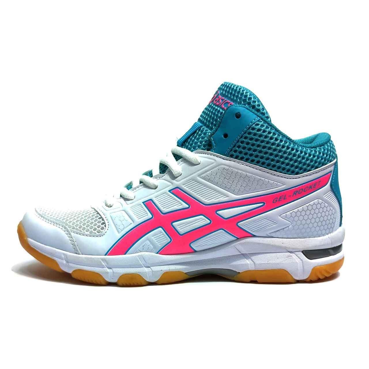 تصویر کفش والیبال آسیکس زنانه مدل  Asics GEL ROCKET 8MT