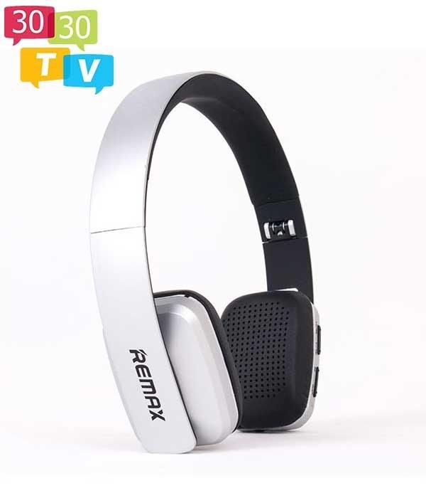 تصویر هدفون بلوتوسی ریمکس مدلQC 35i Remax  QC35i Wireless Headphones