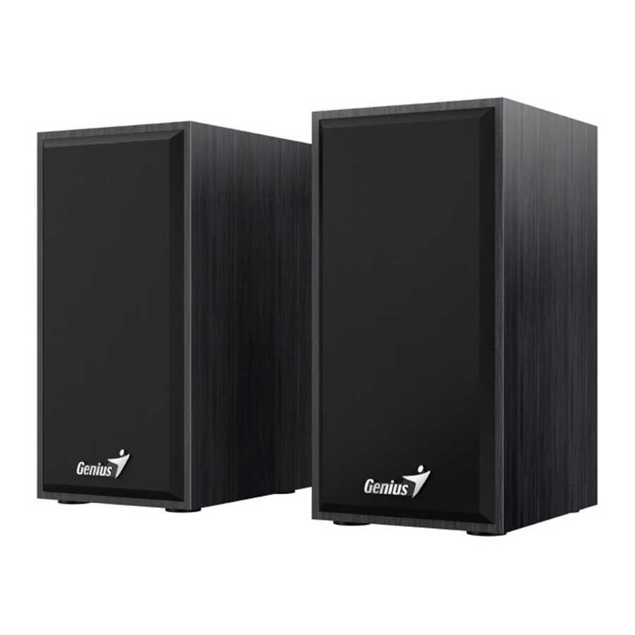 تصویر اسپیکر دسکتاپ جنیوس کد SP-HF180 Genius SP-HF180 desktop speaker