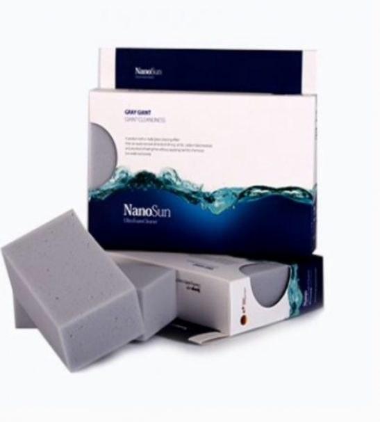 اسفنج نانو غول خاکستری NanoSan