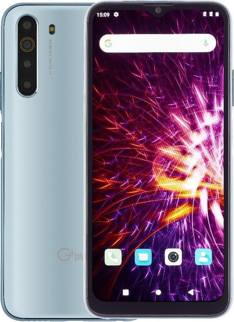 تصویر گوشی موبایل جی پلاس مدل X10 دو سیم کارت ظرفیت 64/3 گیگابایت