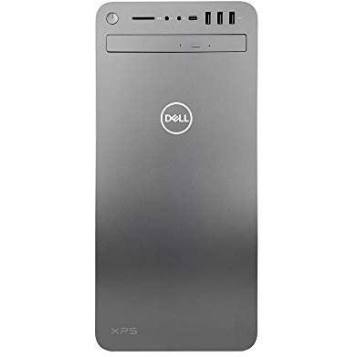 تصویر رومیزی برج برج Dell XPS 8930 Special Edition - CPU 9th Intel 8-Core i9-9900K تا 5.0 گیگاهرتز ، 64 گیگابایت رم ، 4TB SSD ، NVIDIA GeForce RTX 2070 Super 8GB GDDR6 ، DVD Burner ، Windows 10 Pro ، Silver