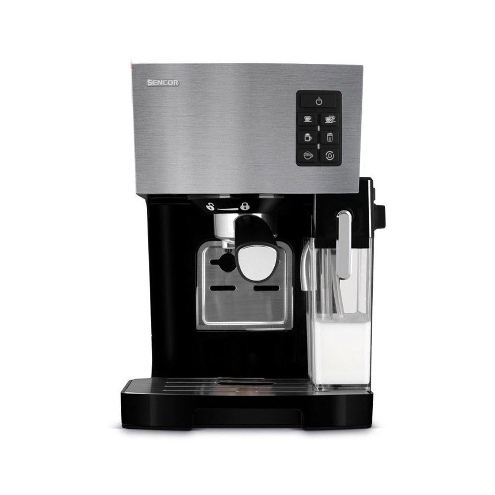 تصویر قیمت اسپرسوساز سنکور 1450 وات SES 4050SS Sencor SES 4050SS Sencor Espresso Machine 1450w