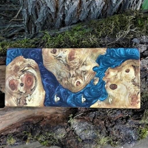 جاکلیدی ترکیب چوب و رزین |