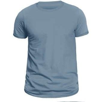 تی شرت آستین کوتاه مردانه کد 1LBUU رنگ آبی