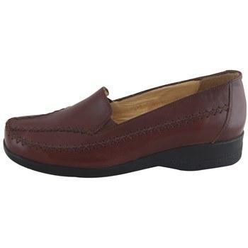 کفش طبی زنانه شهرچرم مدل 3-156 | Leather City 156-3 Medical Women Shoes