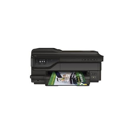 main images پرینتر چهار کاره جوهر افشان اچ پی مدل آفیس جت ۷۶۱۲ HP OfficeJet 7612 Wide Format e-All-in-One Printer