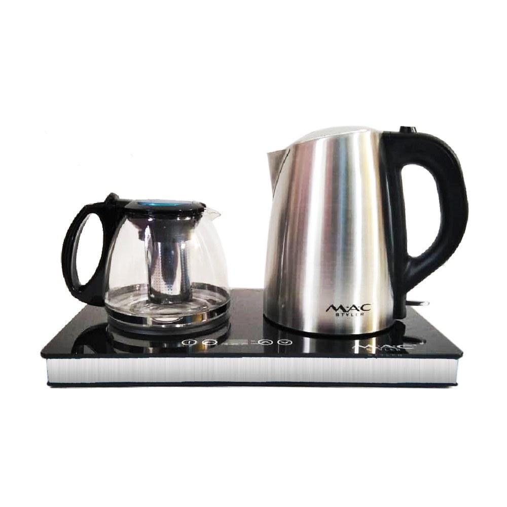 تصویر چای ساز لمسی مک استایلر مدل mc-314