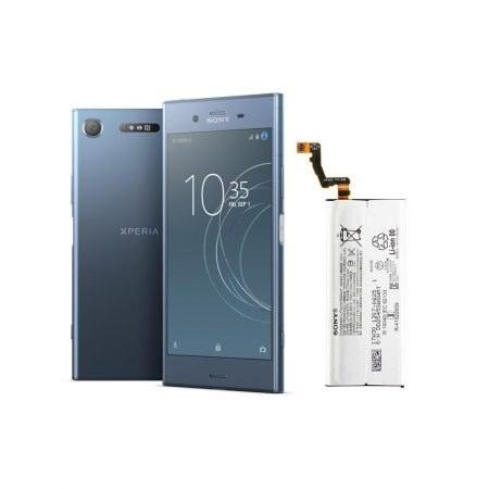 تصویر باتری گوشی سونی Sony Xperia XZ1 مدل LIP1645ERPC Sony Xperia XZ1 Battery