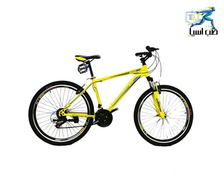 تصویر دوچرخه کوهستان ماکان مدل CAT سایز 26