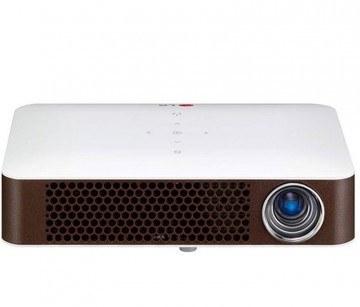 تصویر ویدئو پروژکتور ال جی LG PW700 : قابل حمل، رزولوشن 1280x800 WXGA