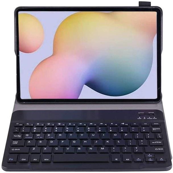 تصویر کیف کیبورددار تبلت سامسونگ Galaxy Tab S7 T875 / T870 / T878