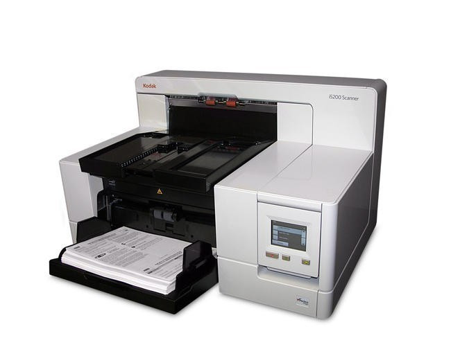 اسکنر کداک مدل آی 5600 دورو رنگی | Kodak i5600 Document Scanner
