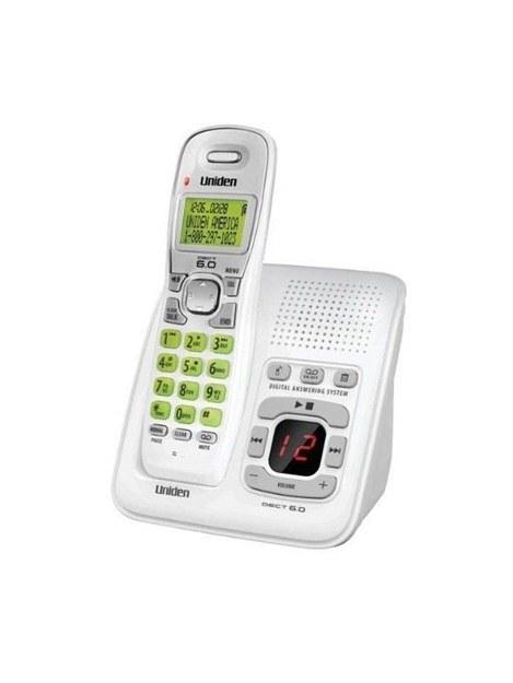 تلفن بی سیم یونیدن Uniden D1483 Cordless Phone Black