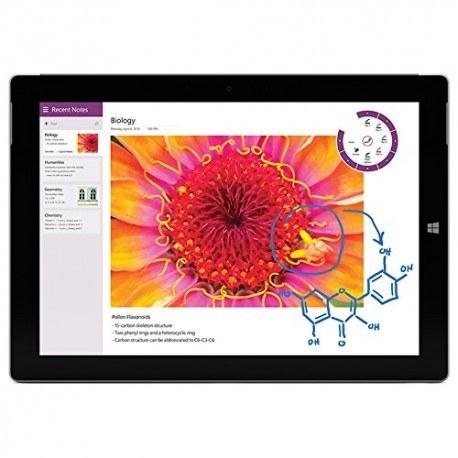 image تبلت مایکروسافت مدل سرفس 3 ظرفیت 128 گیگابایت Microsoft Surface 3 x7 RAM 4GB Tablet - 128GB