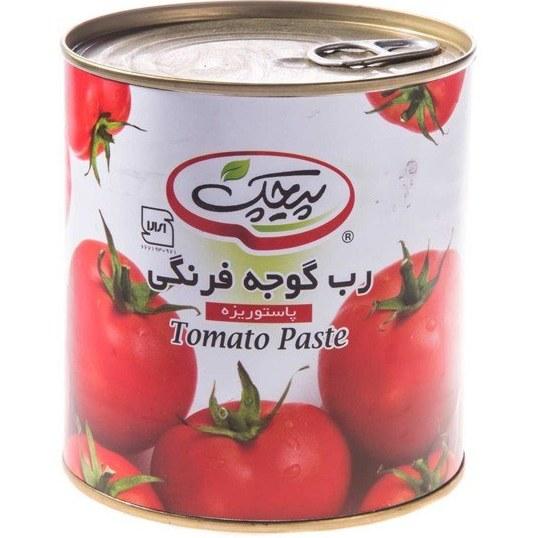 کنسرو رب گوجه فرنگی 500 گرمی لئونارد   کنسرو رب گوجه فرنگی 500 گرمی لئونارد