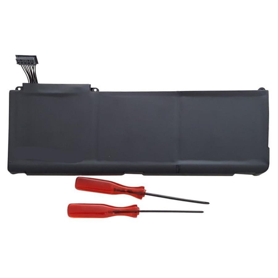 تصویر باتری لپ تاپ اپل مدل A1331 مناسب برای لپ تاپ اپل A1331-1342-2009-2010