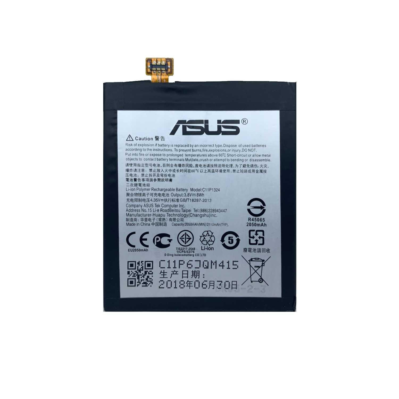 تصویر باتری موبایل ایسوس Asus Zenfone 5 با کد فنی C11P1324
