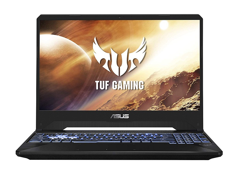 لپ تاپ 15 اینچی مخصوص بازی ایسوس مدل Asus TUF Gaming FX505DT - A