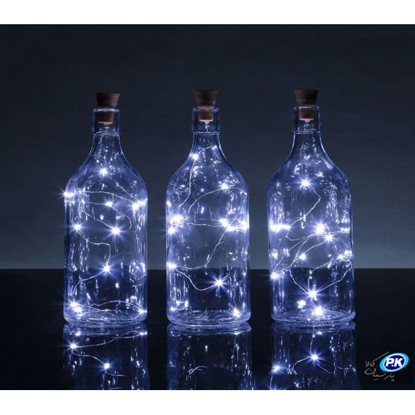 بطری تزئینی با ریسه ضد آب