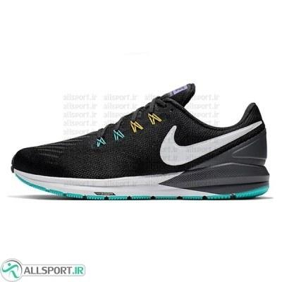 کتانی رانینگ مردانه نایک ایر زوم Nike Air Zoom Structure 22 Men Running AA1636-008