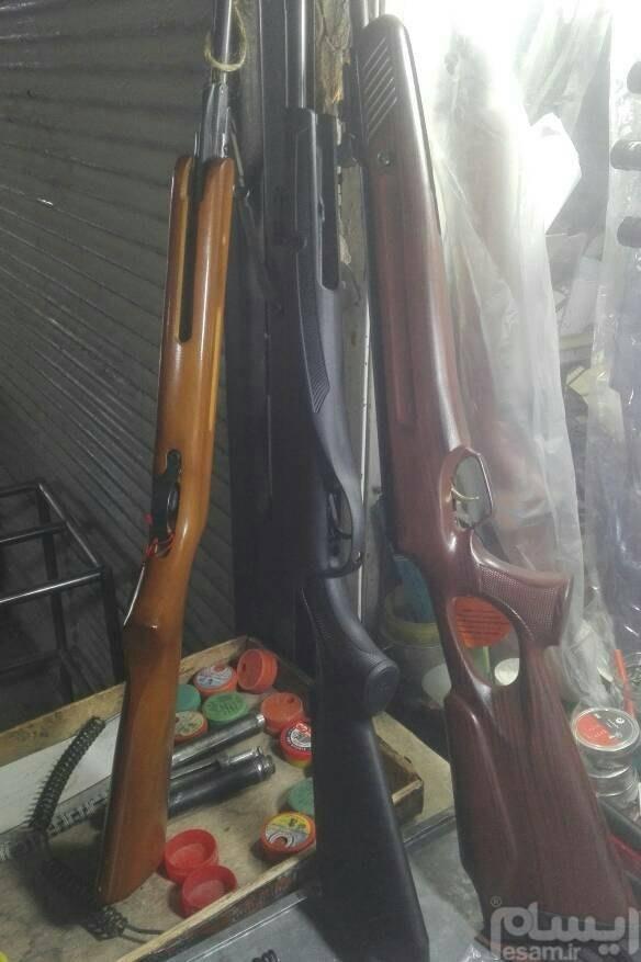 تفنگ بادی ترکیه ریتای