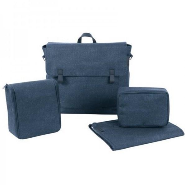 عکس کیف لوازم کودک maxi cosi مدل modern bag nomad blue 1632243110  کیف-لوازم-کودک-maxi-cosi-مدل-modern-bag-nomad-blue-1632243110