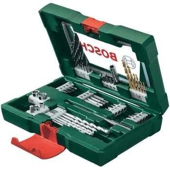 مجموعه ۴۸ عددی ابزار بوش مدل ۲۶۰۷۰۱۷۳۰۳ |