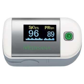عکس ضربان سنج مدیسانا مدل PM100 Medisana PM100 Pulse Oximeter ضربان-سنج-مدیسانا-مدل-pm100