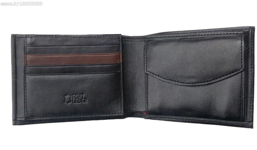 ✅کیف پول مردانه دیبا چرم Diba Leather