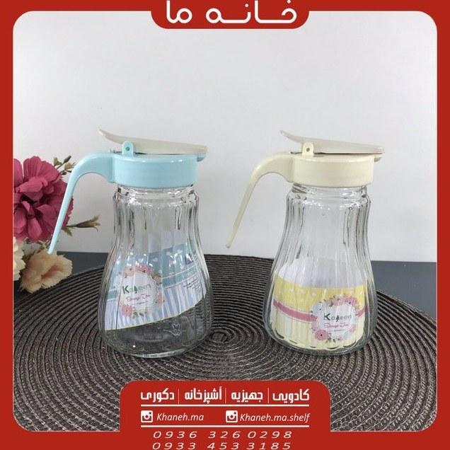تصویر شکر پاش و نمک پاش مدل کاجین