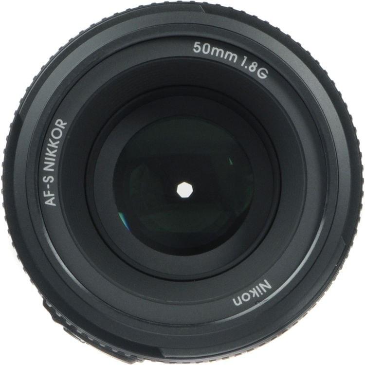 تصویر لنز نیکون 50mm f/1.8G AF-S Nikon 50mm f/1.8G AF-S