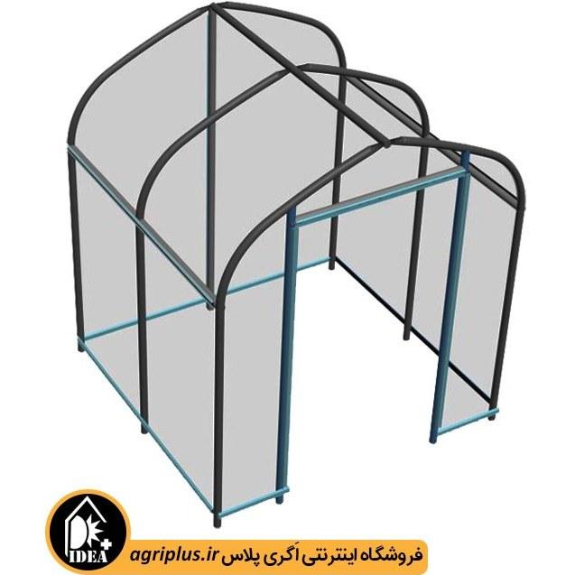 تصویر گلخانه خانگی 6 متری مدل IPG-S1