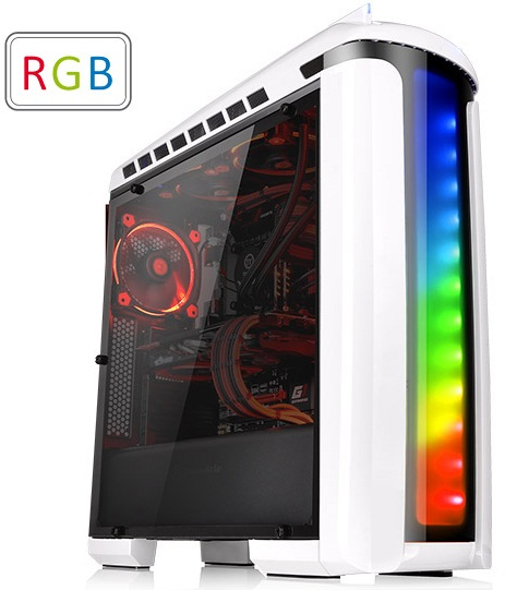 main images کیس ترمالتیک مدل ورسا سی ۲۲ آر جی بی Thermaltake Versa C22 RGB ATX Mid-Tower Case