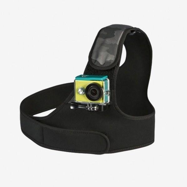 کمربند نگهدارنده دوربین روی قفسه سینه شیائومی | Xiaomi Yi Chest Mount Action Camera