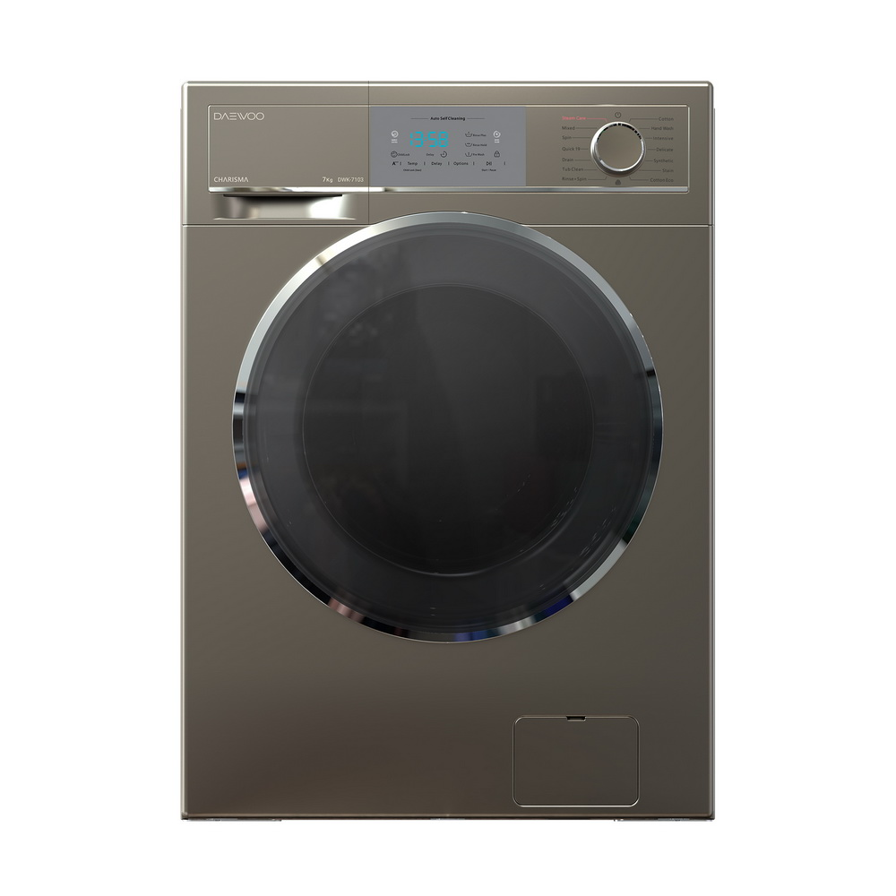 تصویر ماشین لباسشویی دوو مدل DWK-7103  Daewoo DWK-7103 Washing Machine