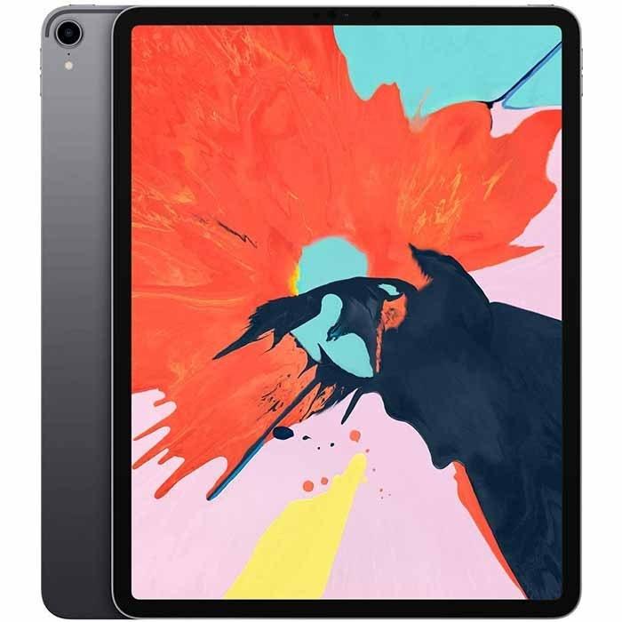 عکس تبلت اپل مدل iPad Pro 2018 12.9 inch WiFi ظرفیت 256 گیگابایت Apple iPad Pro 2018 12.9 inch wifi Tablet 256GB تبلت-اپل-مدل-ipad-pro-2018-129-inch-wifi-ظرفیت-256-گیگابایت