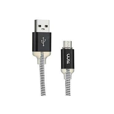 تصویر کابل USB TO MICRO USB تسکو مدل TC 71