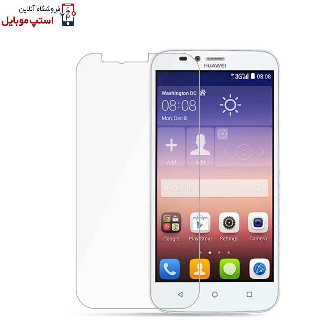 تصویر گلس شیشه ای Huawei Y625