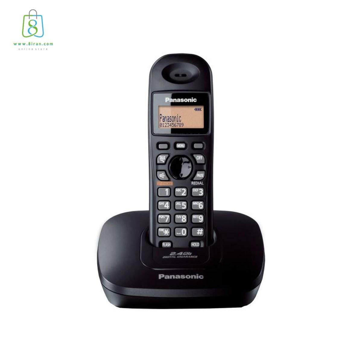 تصویر تلفن بی سیم پاناسونیک مدل KX-TG3611 ا panasonic KX-TG3611 panasonic KX-TG3611