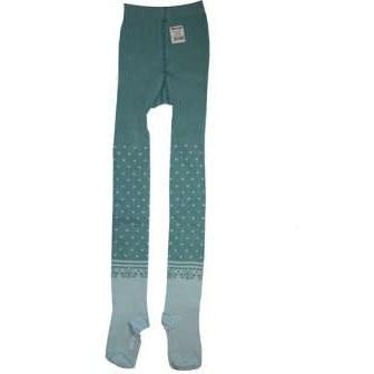 جوراب شلواری دخترانه کنته کیدز مدل  4C-05 رنگ سبز |