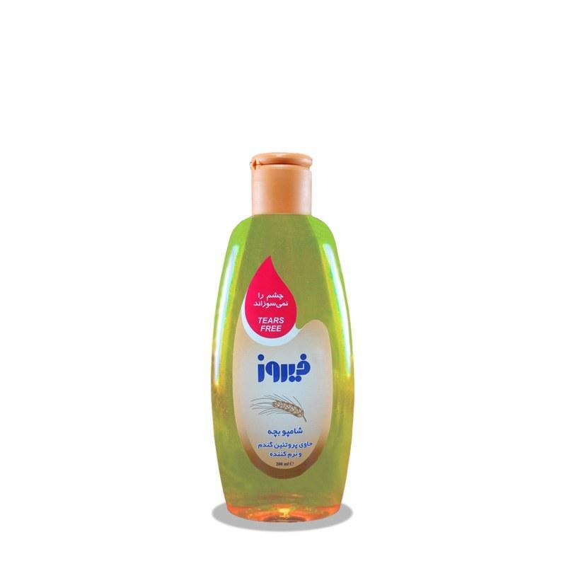 شامپو پروتئین گندم کودک فیروز – Firooz Wheat Germ
