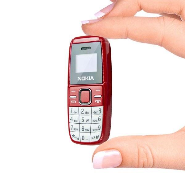 عکس گوشی موبایل کوچک ساده نوکیا مدل BM200 Nokia BM200 Mini Phone گوشی-موبایل-کوچک-ساده-نوکیا-مدل-bm200