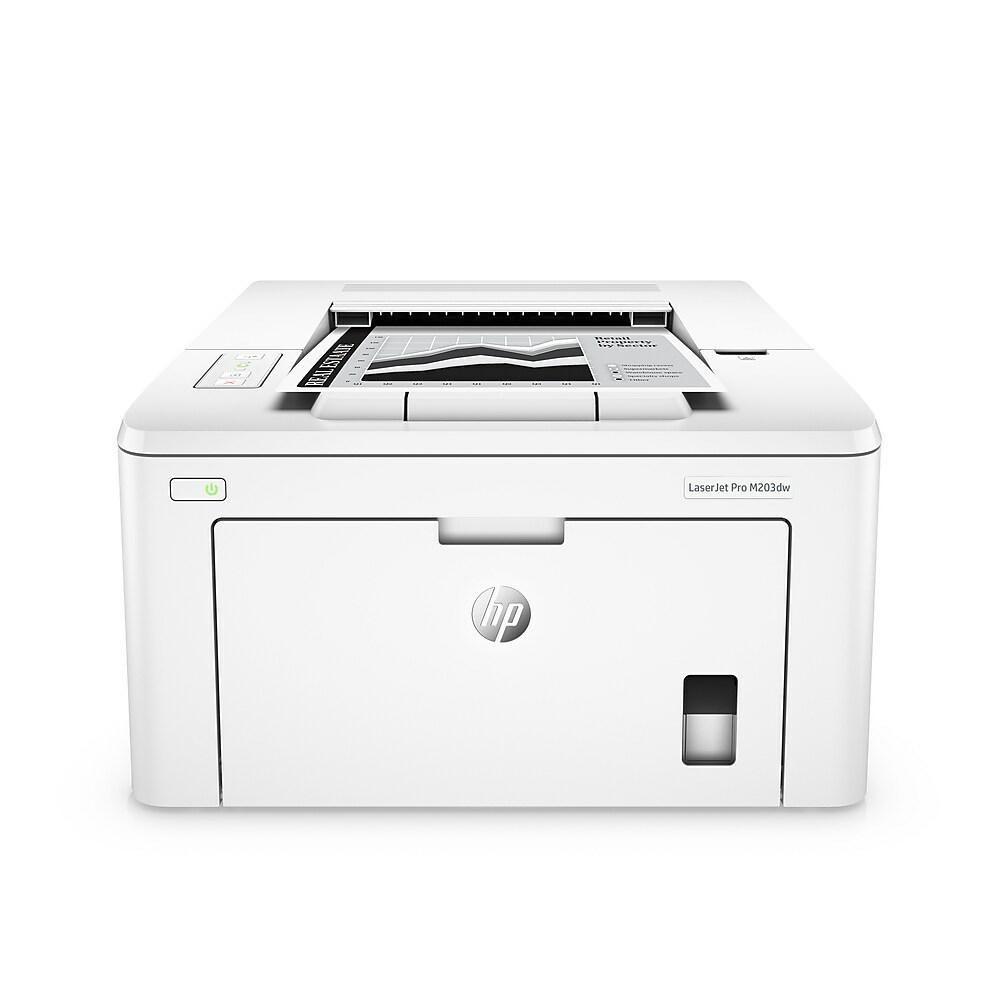 image پرینتر اچ پی HP LaserJet Pro M203dw HP LaserJet Pro M203dw Printer