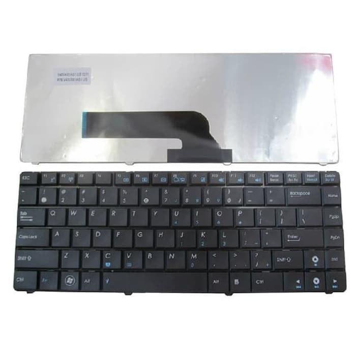 تصویر کیبورد لپ تاپ ایسوس k40 Asus k40 Laptop Keyboard