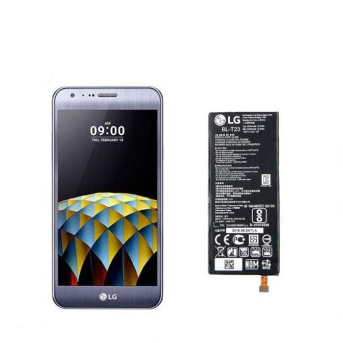 تصویر باتری اصلی ال جی X Cam Battery LG X Cam T23