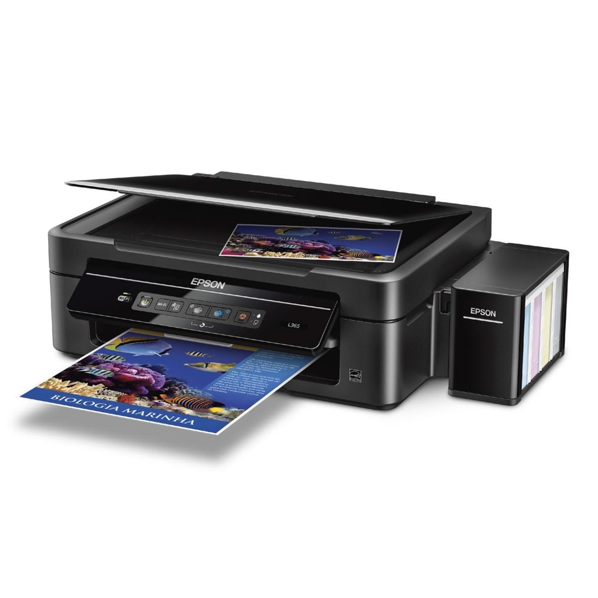 عکس پرینتر سه کاره جوهر افشان ال ۳۶۵ اپسون با قابلیت بی سیم Epson L365 Wireless Inkjet Printer پرینتر-سه-کاره-جوهر-افشان-ال-365-اپسون-با-قابلیت-بی-سیم